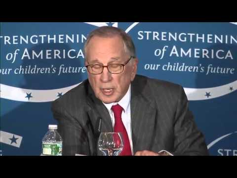 Summers and Feldstein, Business Leaders discuss Pro-Growth Tax Reform at Carnegie Corporation o...
