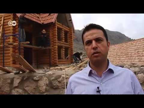 تجربة البيوت الخشبية في لبنان نافذة على الاقتصاد العربي Youtube