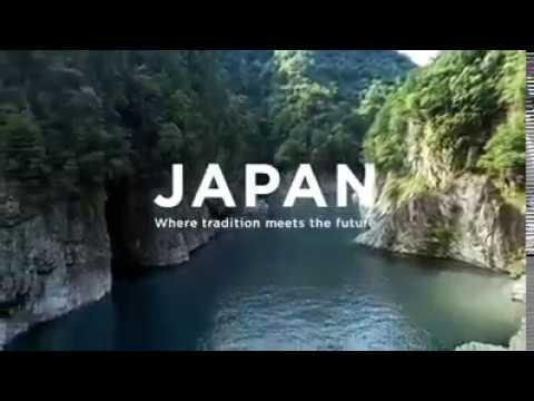 Vẻ đẹp đặc trưng của Nhật Bản
