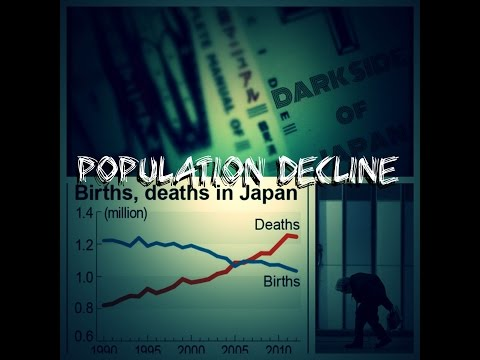 Dark Side of Japan: Population Decline