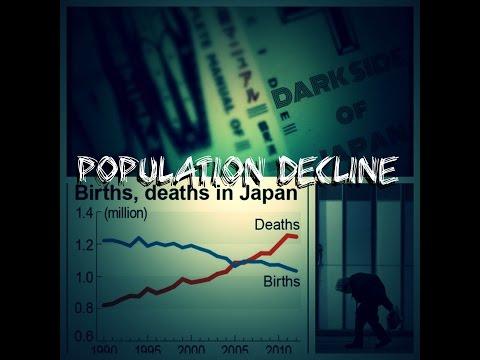 Dark Side of Japan: Population Decline
