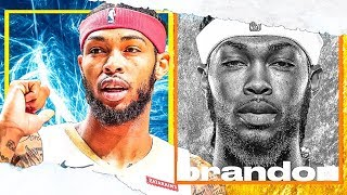 Gambar cover Brandon Ingram - Pelicans Highlights - Rising Star