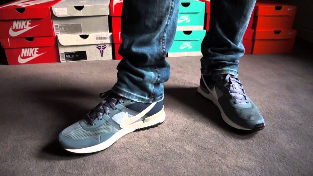 55f3d781e352 Nike Air Pegasus 83 30 - Grey - Unboxing   on feet review - YouTube
