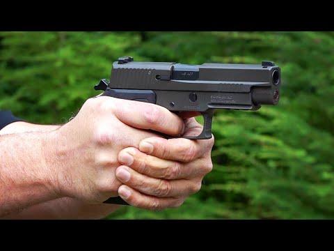SIG Sauer P220 Legion review