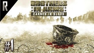 ◄ Brothers in Arms: Earned in Blood Walkthrough HD - Part 1