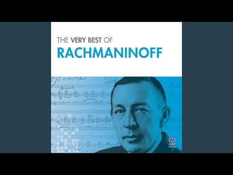 Rachmaninov: Variations On A Theme Of Corelli, Op.42 - 2. Variation 1 (Poco più mosso)
