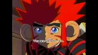 Monkey Typhoon episode 28 with english subtitles Asbotto Senki Goku
