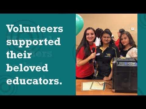 Feel Like a Million Dollars Event - Teacher Gets $1,000!