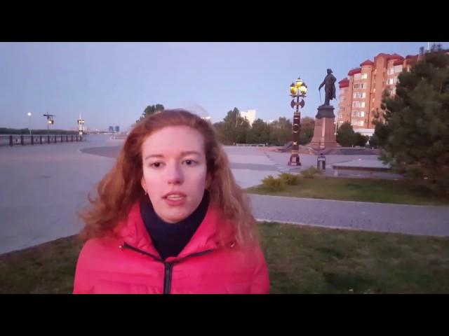 Изображение предпросмотра прочтения – МаргаритаФилиппова читает произведение «Петербург» В.Я.Брюсова