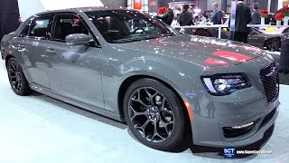 2017 Chrysler 300S Sport - Exterior and Interior Walkaround - 2016 New York Auto Show