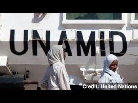 7 U.N. Peacekeepers Killed in Darfur Ambush