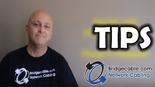 TOP Tips of Residential Network Cabling BEFORE You Do Your House BridgeCable.com