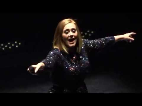 Adele - Someone Like You - Live From Boston 09-14-2016
