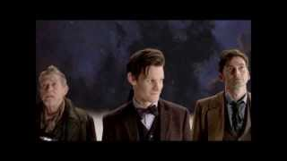 Repeat youtube video Frozen-Let it go-Doctor Who style