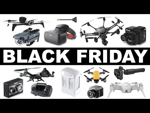 What Are The Best Black Friday Drone Deals?