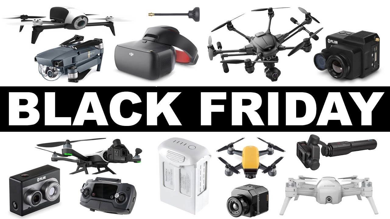 3ae38b9f445 What Are The Best Black Friday Drone Deals  - YouTube
