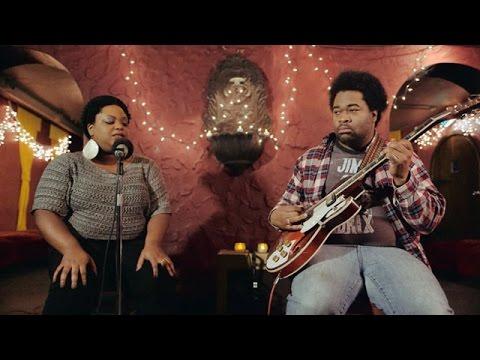 Art Zone: Grace Love & Jimmy James perform 'Let You Go'