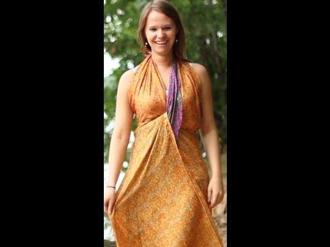 sari skirt how to wear