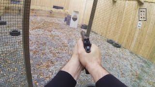 Мастер-класс Ивана Годова, двукратного чемпиона России по практической стрельбе из пистолета