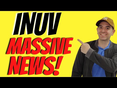 INUV MASSIVE NEWS! This could be a game-changer! $10 Soon? (INUVO Stock update) Vanguard buying?
