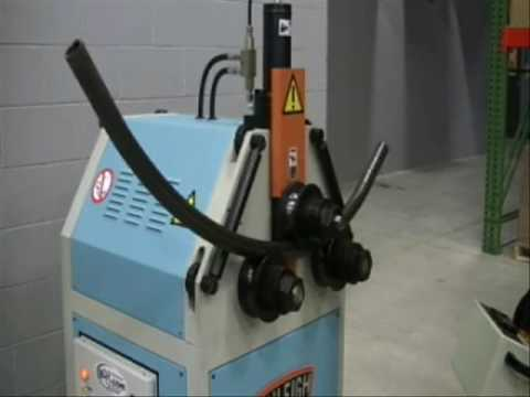 Baileigh Industrial R M55h Roll Bender Youtube