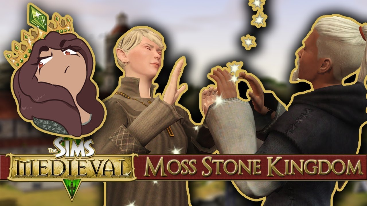 Download The Cowardly Desires of an Elvish Guard 👑 Sims Medieval: Long Live The Queen! - Episode #21