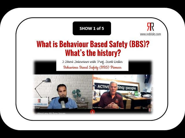 Prof Scott Geller: SHOW 1 - What is BBS and Whats the History?