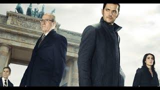 Berlin Station - Season 2 (2017)  Trailer - TV Series