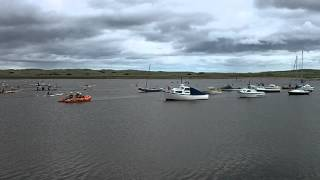 Coquet Round the Island Race