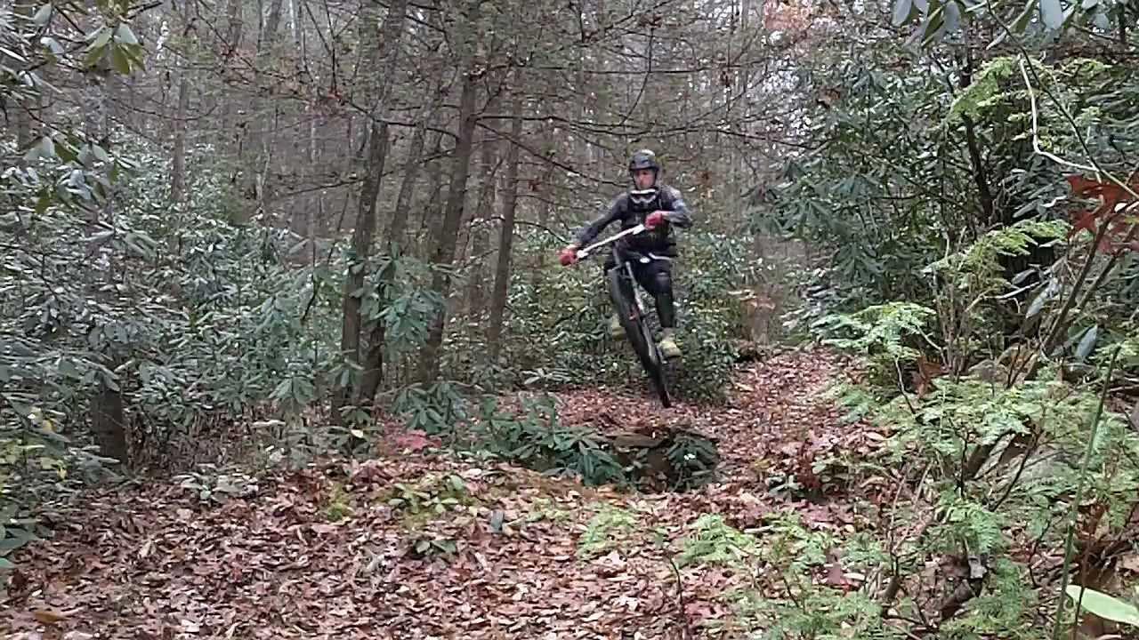 e3c4e5a0a31 Pisgah Mountain Biking - YouTube