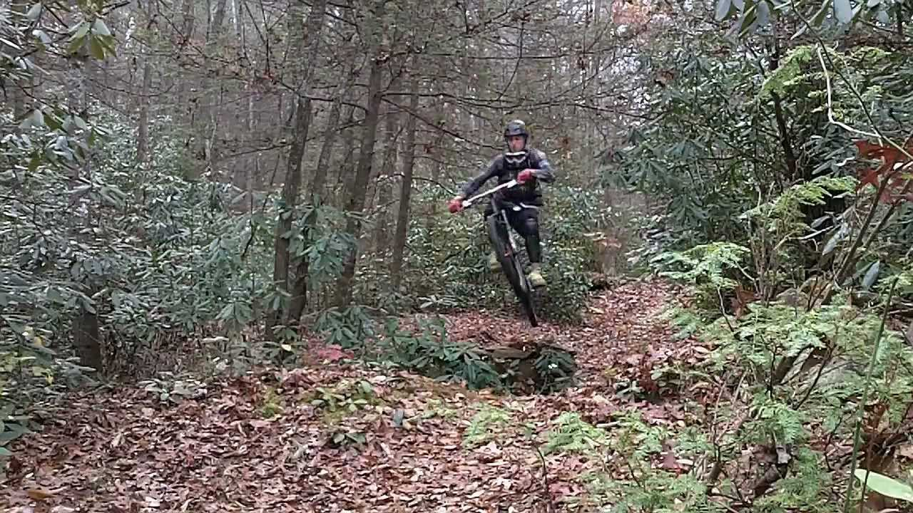 Mountain Bike Trails North Carolina