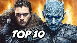 Game Of Thrones Season 8 TOP 10 Death Predictions