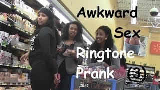 Awkward Sex Ringtone Prank (3)