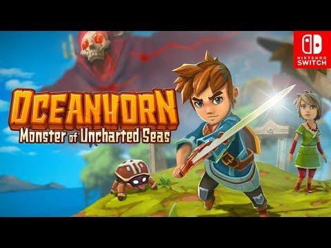 Oceanhorn: Monster of Uncharted Seas for Nintendo Switch - Gameplay