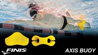 *New* FINIS Axis Buoy - Advanced Pull Buoy For Swimming