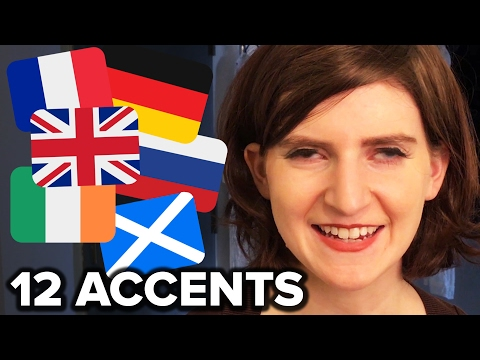 Thumbnail: How To Do 12 Different Accents