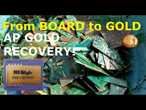 From BOARD to GOLD - AP Gold recovery!