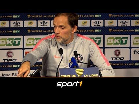 """Gegen Bayern undenkbar!"": Tuchel tobt nach Elfer-Irrsinn bei PSG | SPORT1"