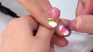 Re-Cover Bioactive Gel Refill, Musical Notes model and Fabulous Makeup - Nails by Cupio Ep.14