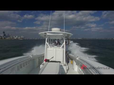 2017 Yellowfin 34 Offshore