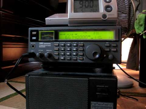 [FM-DX]66.74MHz Russia, Radio Mayak.(June,2010)
