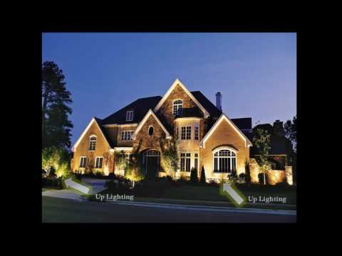 How to Install Low Voltage Outdoor Landscape Lighting - Lighting Techniques & Tips