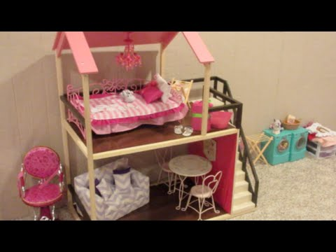 Exceptionnel Our Generation Doll House   Adding Furniture! | Beingmommywithstyle