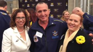 Invictus Games Speech