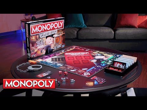'Monopoly Cheaters Edition' Official Teaser - Hasbro Gaming