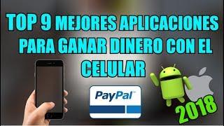 TOP 9 Mejores Aplicaciones Para Ganar Dinero Con El Celular ...