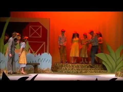 Honk!  Spring Musical Althoff Catholic High School 2015