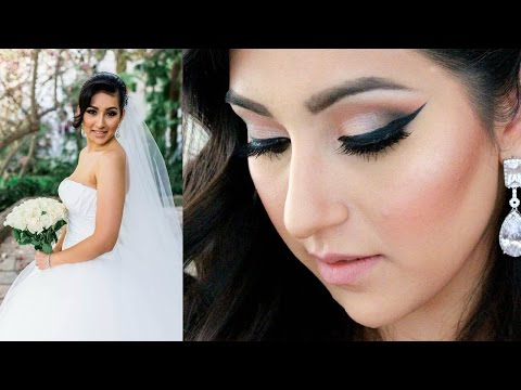 Bridal Makeup Tutorial + Skin Prep | BeautyyBird