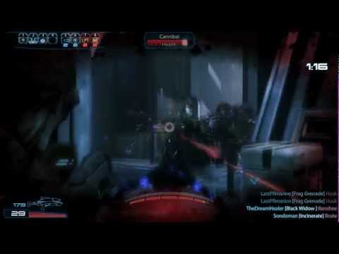 [1/1] Mass Effect 3 Multiplayer w/ GaLm and Goon (Final Preparation For the Last Battle)