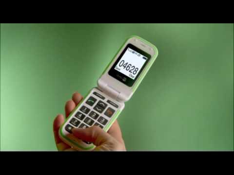 Doro Seniorenhandy - einfach telefonieren